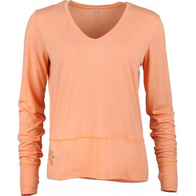 YORK Lilavati LS Top Women apricot